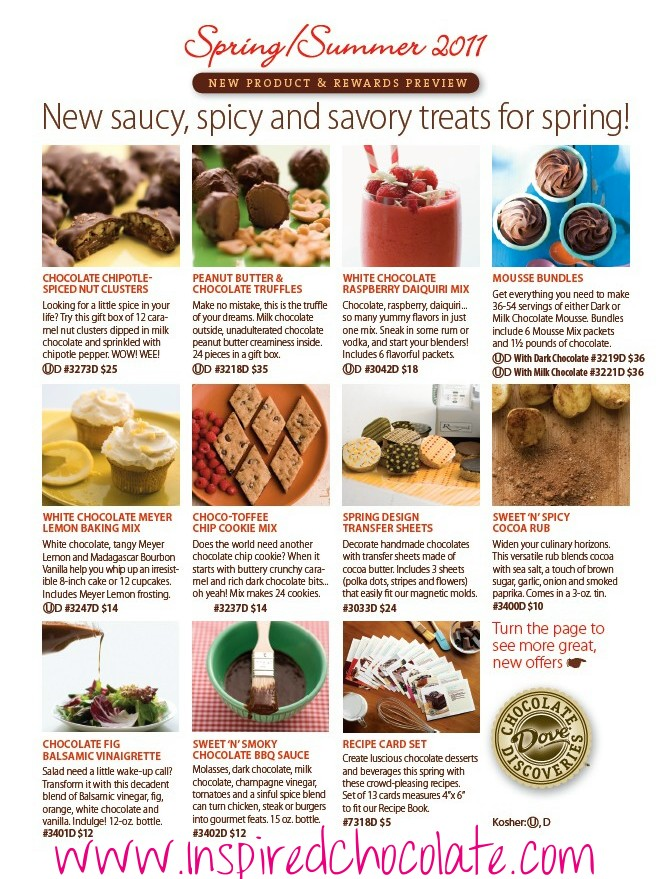 Dove Chocolate Spring Summer And Feb Specials