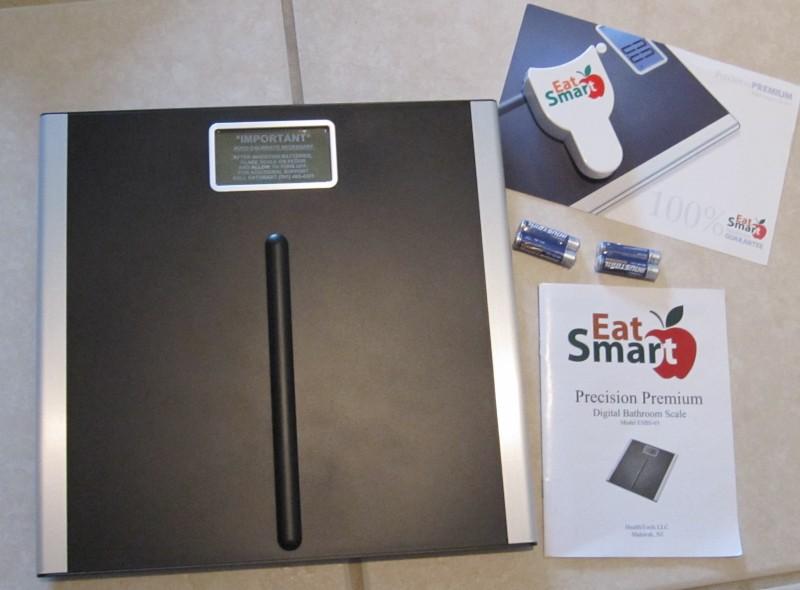 The Eat Smart Precision Premium Digital bathroom. Review  Eat Smart Precision Premium Digital Bathroom Scale