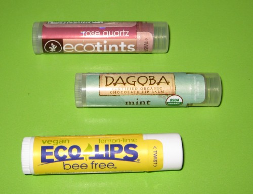 eco lips usda certified organic lip balms