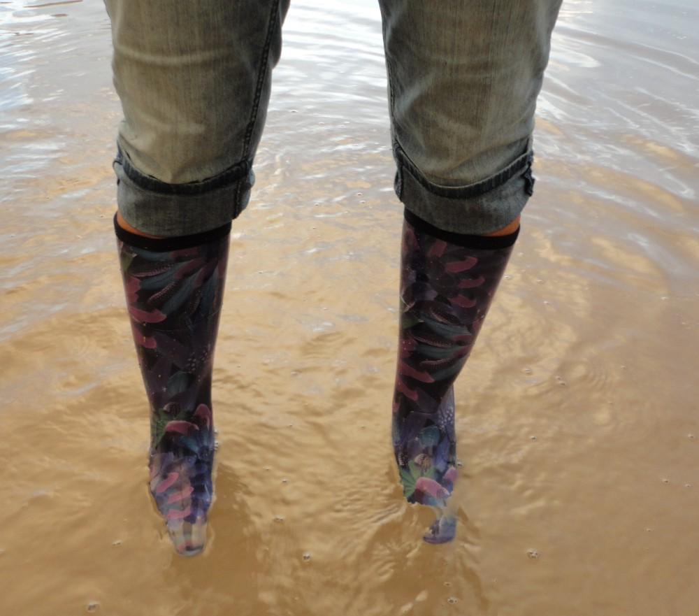 Kamik Heather Rain Boots from PlanetShoes.com Review |