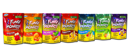 funky monkey snacks 7 flavors