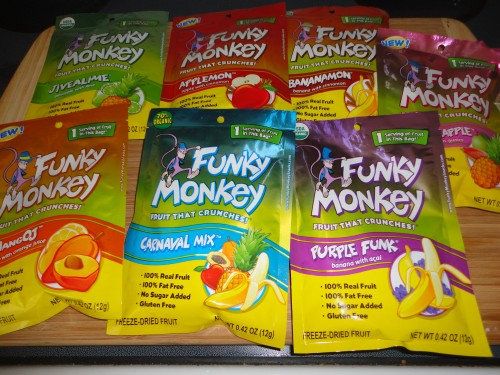 funky monkey snacks