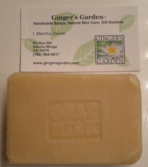 gingers garden goats milk