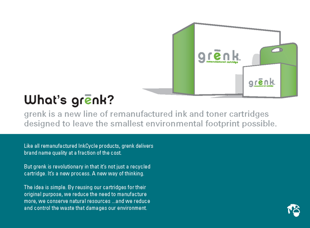 what is grenk?