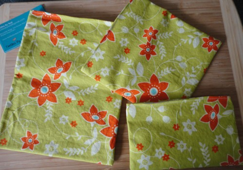 set of 3 reusable bags