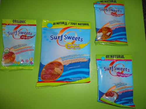 surf sweets organic & natural candy